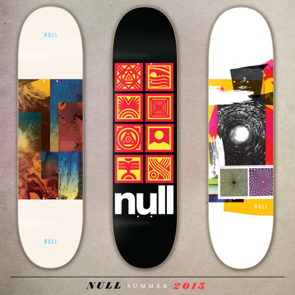 null skateboards summer 2015 series
